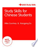 Study Skills for Chinese Students
