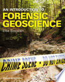 An Introduction To Forensic Geoscience book