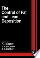 The Control of Fat and Lean Deposition