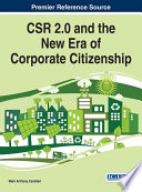 CSR 2 0 and the New Era of Corporate Citizenship