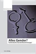 Alles Gender?