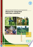 Manual for integrated field data collection