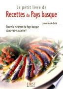Le Petit Livre de - Recettes du Pays Basque