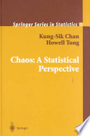 Ebook Chaos: A Statistical Perspective Epub Kung-Sik Chan,Howell Tong Apps Read Mobile