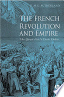 The French Revolution and Empire Introduction To Revolutionary France Whilst Also