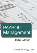 Payroll Management  2016 Edition