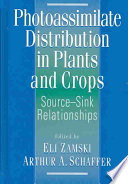 Photoassimilate Distribution Plants And Crops Source Sink Relationships