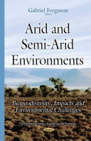 Arid And Semi Arid Environments book