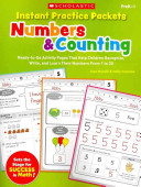 Instant Practice Packets   Numbers and Counting