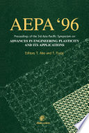 Advances in Engineering Plasticity and its Applications  AEPA  96