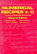 Numerical Recipes in C