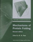 Mechanisms Of Protein Folding book