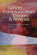 Gender communication theories   analyses