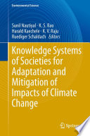Knowledge Systems of Societies for Adaptation and Mitigation of Impacts of Climate Change