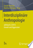 Interdisziplinäre Anthropologie
