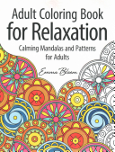 Adult Coloring Book for Relaxation