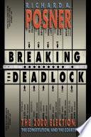 Breaking the Deadlock Book PDF