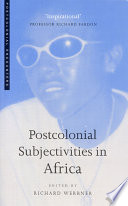 Postcolonial Subjectivities in Africa