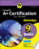 Comptia A R Certification All In One For Dummies R