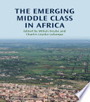 The Emerging Middle Class in Africa Driver Of Africa S Economic Growth Stands