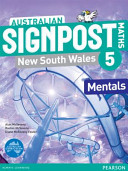 Australian Signpost Maths for NSW 5 Mentals Book