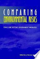 Comparing Environmental Risks