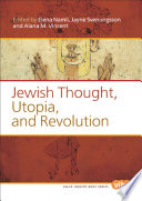 Jewish Thought  Utopia  and Revolution
