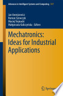 Mechatronics  Ideas for Industrial Applications