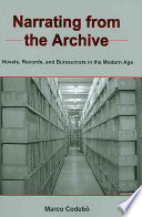 Book Narrating from the Archive