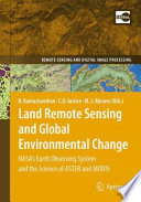 Land Remote Sensing and Global Environmental Change