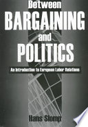 Between Bargaining and Politics
