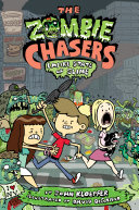 The Zombie Chasers #4: Empire State of Slime Book
