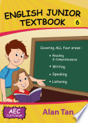 English Junior Textbook For Grade 6