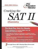 Cracking the SAT II