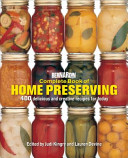 Bernardin Complete Book of Home Preserving