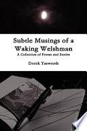 Subtle Musings Of A Waking Welshman