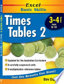 Times Tables 2 Years 3-4