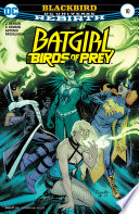 Batgirl and the Birds of Prey  2016    10