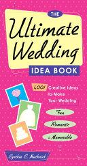 download ebook the ultimate wedding idea book pdf epub