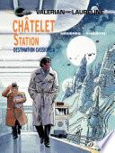 Valerian   Laureline   Volume 9   Ch  telet Station  Destination Cassiopeia