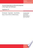 Development   Organization   Interculturalism Essays in Honor of Prof  Dr  Michael Fremerey
