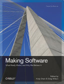 cover img of Making Software