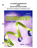 Student Workbook and Selected Solutions for Introductory Chemistry