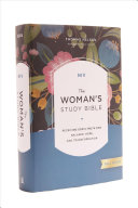 NIV, the Woman's Study Bible, Hardcover, Full-Color Book Cover
