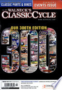 WALNECK S CLASSIC CYCLE TRADER  FEBRUARY 2009