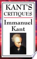 Kant s Critiques