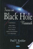 Focus On Black Hole Research