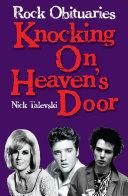 download ebook rock obituaries - knocking on heaven\'s door pdf epub