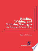 Reading  Writing  and Studying Strategies