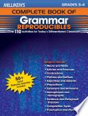 Milliken s Complete Book of Grammar Reproducibles   Grades 3 4